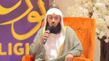Spiritual Conversation - Mufti Menk and Musa Adnan