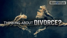 Thinking About Divorce? Listen To This Story