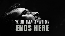Your Imagination Ends Here
