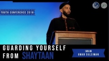 Guarding Yourself From Shaytan - Imam Omar Suleiman | #YC2K18