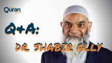 Q&A Should one change his name when coming into Islam? | Dr. Shabir Ally