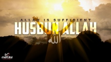 ALLAH IS SUFFICIENT - SOOTHING NASHEED - OMAR ESA