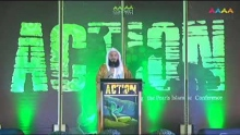Behold it is your deeds - Mufti Menk