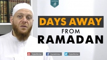 Days Away from Ramadan - Shady Alsuleiman