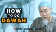 How To Do Dawah - Hussain Yee