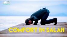 How to find comfort in Salah and Dua ?  Yasir Qadhi Full HD
