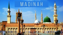 Maghrib Adhan From Madinah - Shaykh Dr. Yasir Qadhi