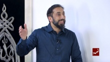 Money Matters - Khutbah by Nouman Ali Khan