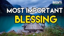 People Forget About This Important Blessing | Mufti Menk