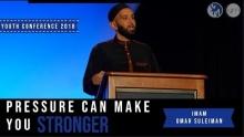Pressure Can Make You Stronger - Imam Omar Suleiman | #YC2K18