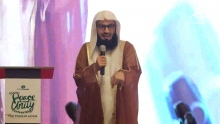 Raising a Righteous Ummah - Mufti Ismail Menk