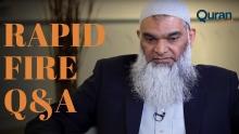 Rapid Q&A W/ Dr. Shabir Ally