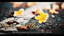 Umm Salamah [RA]