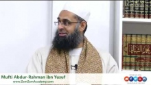 Want to be the New Leader on the Block?   Mufti Abdur-Rahman ibn Yusuf