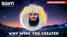 Why were you created ? Mufti Menk
