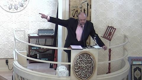 'An Arabic Qur'an', Br. Timur Mirza 01-25-19