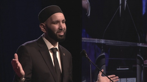 Beyond Battles and Conquests: Islamic Civilization Spreading the Light | Omar Suleiman #MASCON2018