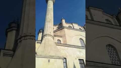 Езан - Томбул джамия, Шумен