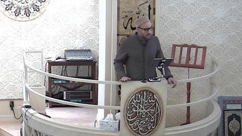 Friday Khutbah, Sh. Atef Mahgoub 02-01-19
