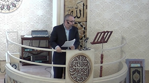 'Lessons from Surat Al Baqarah - Talut & Jalut ', Br. Mohy Abdelgany 01-04-19