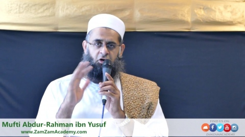 Q&A: Marrying Outside of Your Madhhab | Mufti Abdur-Rahman ibn Yusuf