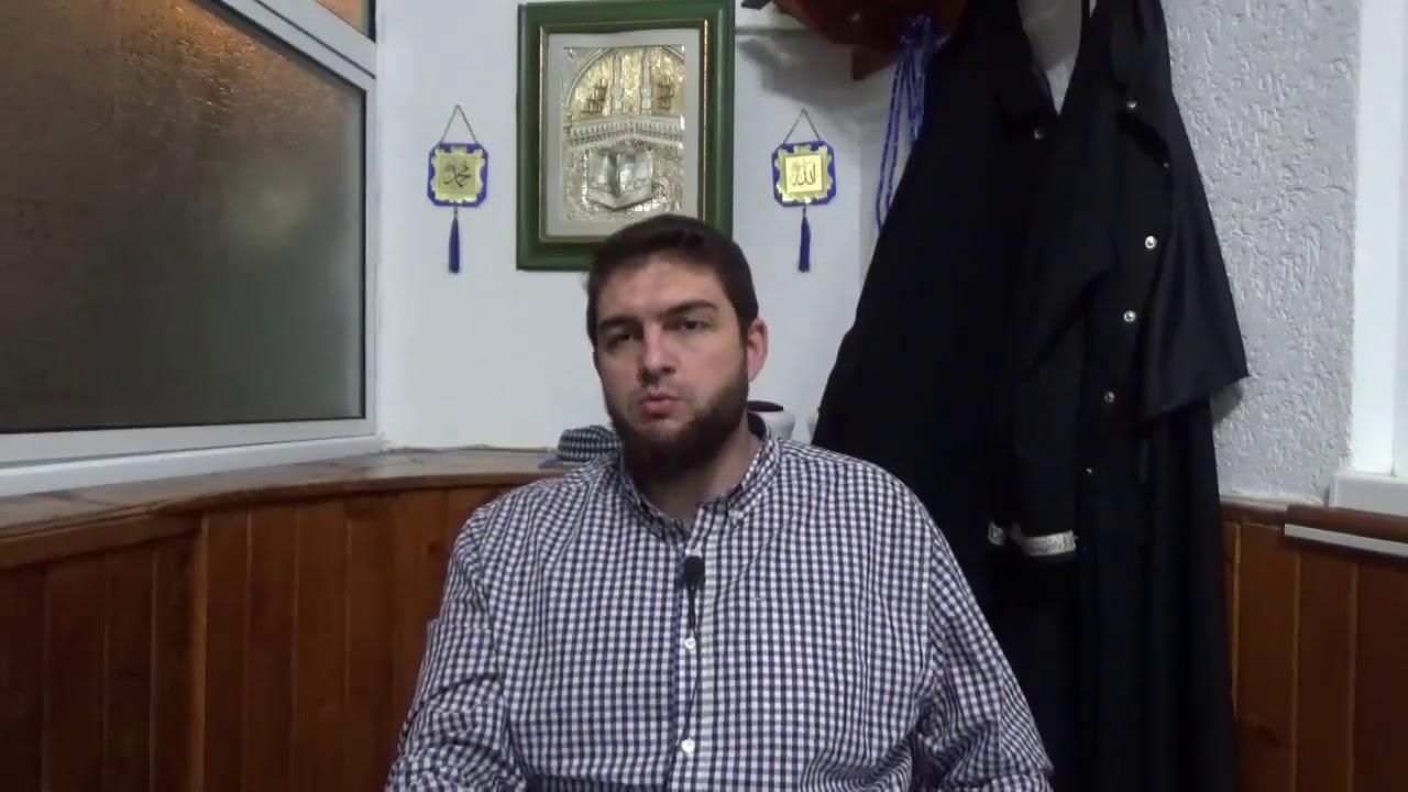 """40-те хадиса - Хадис 7: """"Наставлението е опората в религията"""" - Мухаммед Рамадан"""
