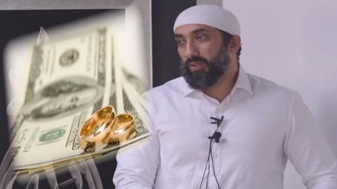 Financial Abuse in Marriage - Nouman Ali Khan - Aug 2019
