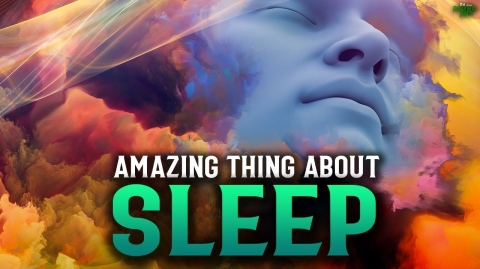 YOUR SOUL DOES SOMETHING AMAZING WHILE YOU SLEEP