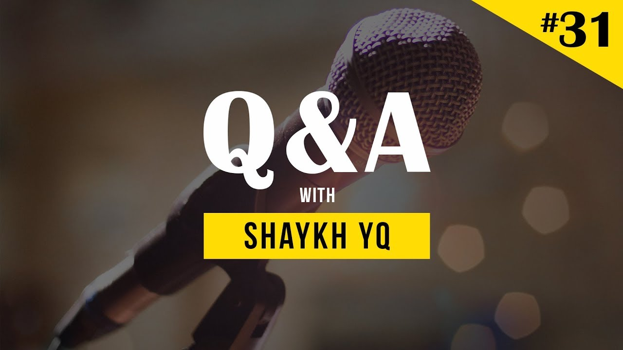 Is Infinite Punishment Fair? | Ask Shaykh YQ #31