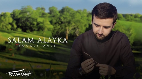 Mevlan Kurtishi – Salam Alayka (Vocals Only) | مولانا - سلام عليك