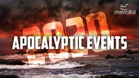 APOCALYPTIC EVENTS IN 2020