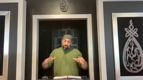 Commandments Continued   Khutbah by Nouman Ali Khan