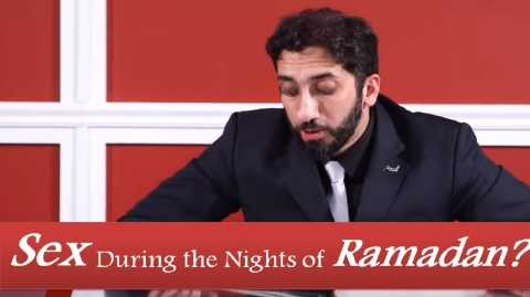 Intimacy & Romance in Ramadan | Adult Discussion