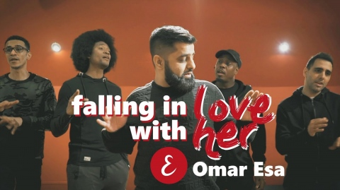 Omar Esa - Falling in Love With Her (Official Nasheed Video)