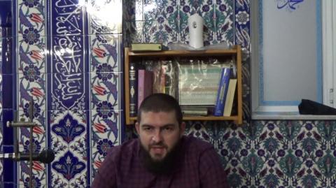 """""""Подпомагането на хората в нужда"""" - Мухаммед Рамадан"""