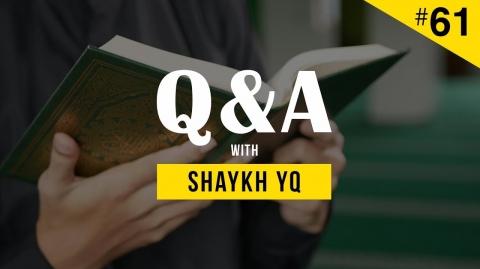 Special Ramadan Q&A | Ask Shaykh YQ #61