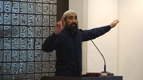 The Heart of a Leader - Khutbah by Nouman Ali Khan