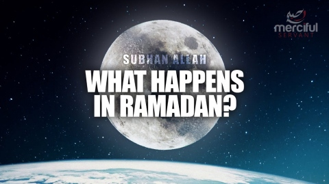 THIS IS WHAT HAPPENS IN RAMADAN!