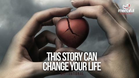 THIS STORY CAN CHANGE YOUR LIFE