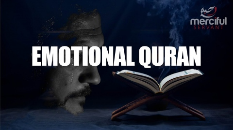 WILL THE QURAN MAKE YOU CRY?
