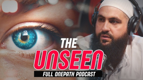 Do you believe in the UNSEEN | Mohamed Hoblos (Full Podcast)