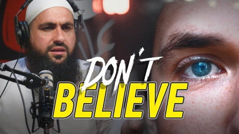 DON'T BELIEVE YOUR EYES | Mohamed Hoblos (NEW)