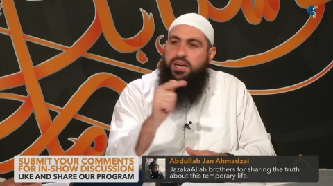 Living Muslim LIVE - With Hoblos and Stuzz
