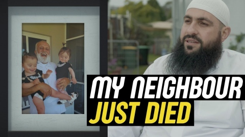 MY NEIGHBOUR JUST DIED | MOHAMED HOBLOS