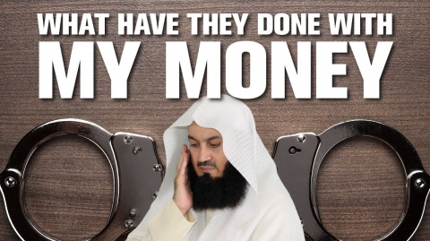 NEW | Be Warned of Fraudulent Charities - Mufti Menk