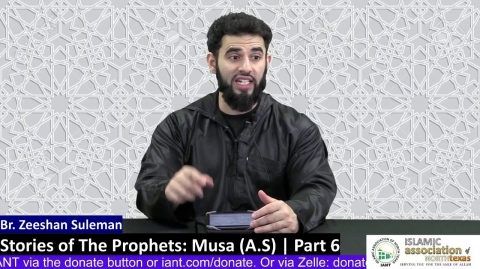 Stories of The Prophets: Musa (A.S) | Part 6