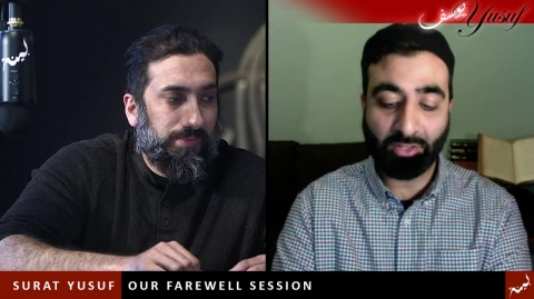 Surat Yusuf: Our Farewell Session
