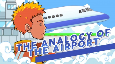The Analogy of the Airport