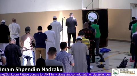 Women's History Month | Zubaidah bint Ja'far | Imam Shpendim Nadzaku