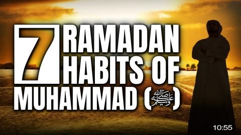 ALLAH & ANGELS PRAY FOR THIS MUSLIM IN RAMADAN! 😮